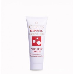 Ceres - CERES DERMAL LIGHTENER SERIES ANTI-SPOT CREAM 75 ml