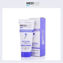 - MEDİKOZ SCRUBBİNG AND WHITENING