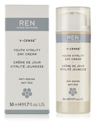 Ren - REN V-CENSE YOUTH VITALITY DAY CREAM